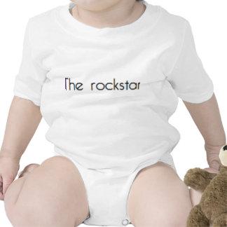O Rockstar Macacãozinho Para Bebê