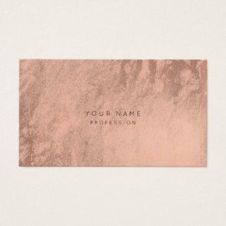 O rosa cor-de-rosa do ouro do abstrato cora cartão
