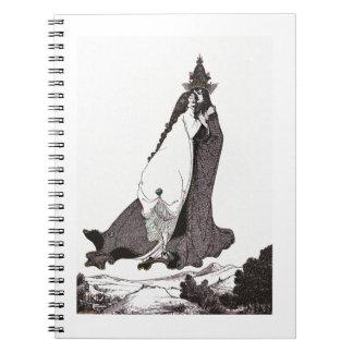 O rosa do santo de Lima ascensão ao céu Cadernos Espiral