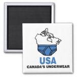 O roupa interior de Canadá Ima