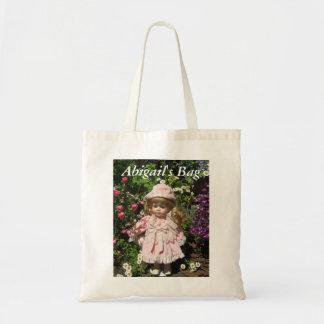 O saco de Abigail Bolsa De Lona
