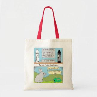 O saco de compras reusável da alameda de tira bolsa para compra