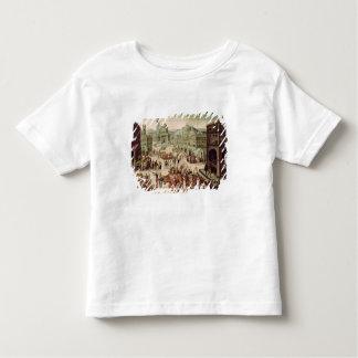 O saco de Lyons pelo DES Adrets do Baron T-shirts