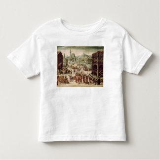 O saco de Lyons pelo DES Adrets do Baron Tshirt