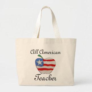 O saco de todo o PROFESSOR americano Bolsa Para Compra