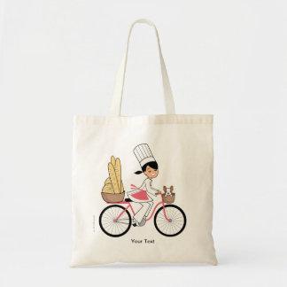 O saco do cozinheiro chefe sacola tote budget