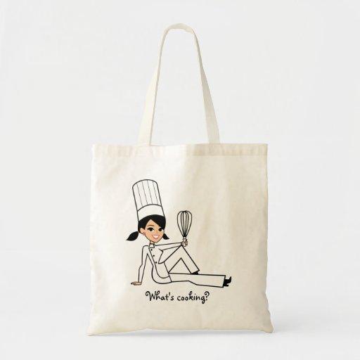 O saco do cozinheiro chefe bolsas para compras