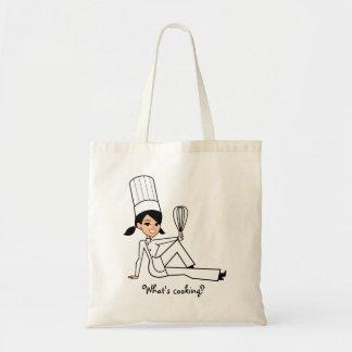 O saco do cozinheiro chefe bolsa tote