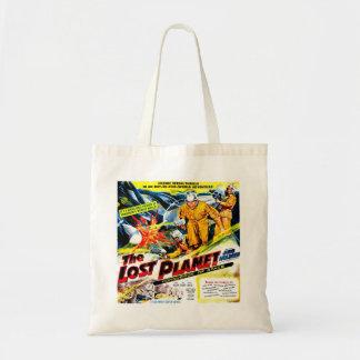 O saco perdido do planeta sacola tote budget