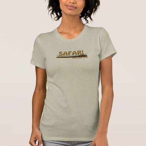 O Safari da senhora Camiseta