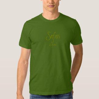 O safari é bom: Camisa da noz T-shirt