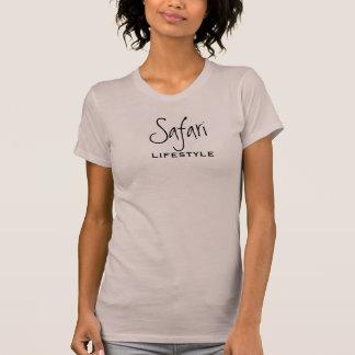 O safari é um estilo de vida camiseta