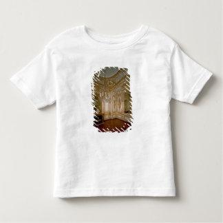 O salão de beleza de Musique (sala da música) de Camiseta