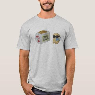 O salão de beleza Tanning Camiseta