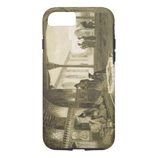 O Salão dos espelhos no palácio do Sardar de Capa iPhone 7