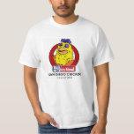 O Salão muito da camisa da galinha de Good™ San T-shirts