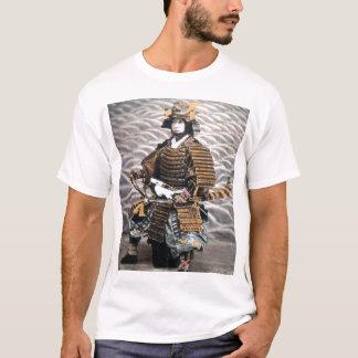 O samurai clássico camiseta