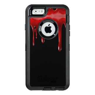 O sangue de Falln goteja o preto