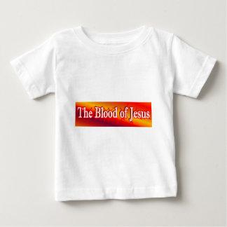 O sangue de Jesus Camisetas