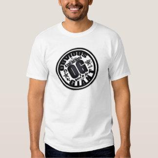 o selo do og t-shirt