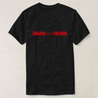 O sem saída filma o t-shirt do logotipo