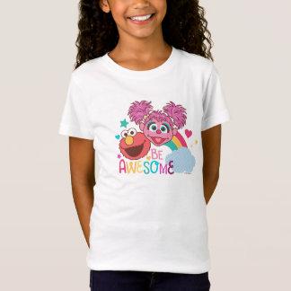 O Sesame Street | Elmo & Abby - seja Camiseta