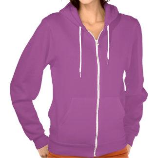 o sik em um hoodie novo do velo moletom com capuz