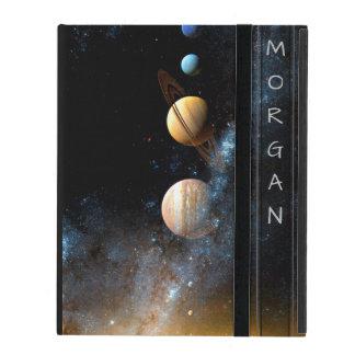 O sistema solar capa iPad