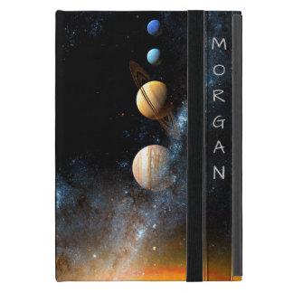 O sistema solar capa iPad mini