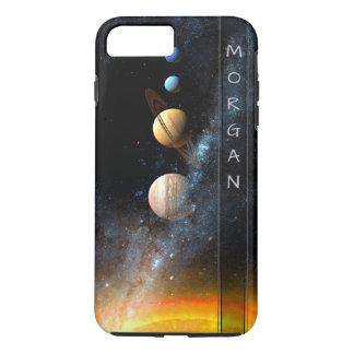 O sistema solar capa iPhone 8 plus/7 plus