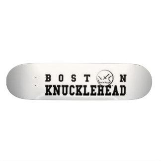 O skate compra Boston