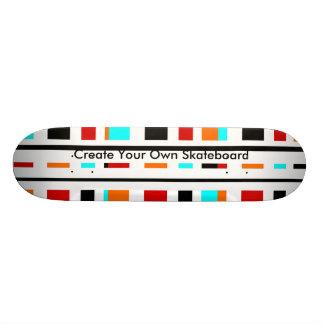 O skate cria seus próprios
