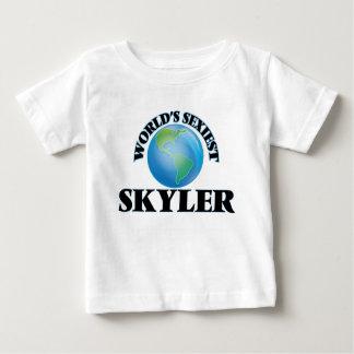 """O Skyler o mais """"sexy"""" do mundo Camisetas"""