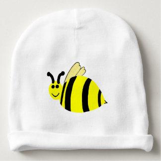 O sorriso amarelo Bumble o chapéu do bebê da Gorro Para Bebê