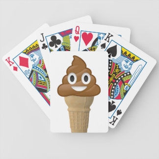 O sorvete do chocolate ou é ele? Divertimento com Baralho De Cartas