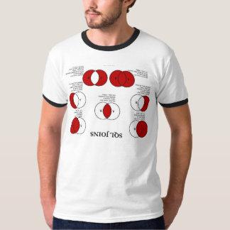 O SQL junta-se à interrogação Camiseta