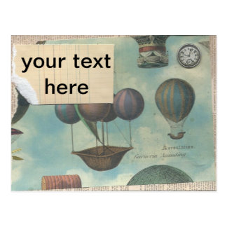 o steampunk inspirou o cartão toda a ocasião