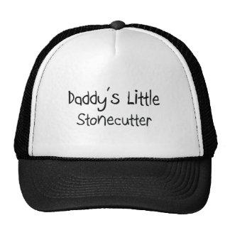 O Stonecutter pequeno do pai Bones