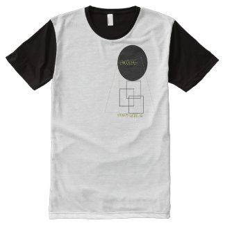O sucesso liga aqui o TShirt Camisetas Com Impressão Frontal Completa