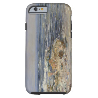 O surf atlântico, 1899 (óleo em canvas) capa tough para iPhone 6