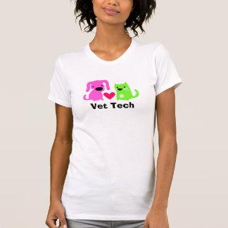 O T da tecnologia do veterinário Tshirts