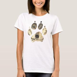 O T das mulheres da cara do lobo Camiseta