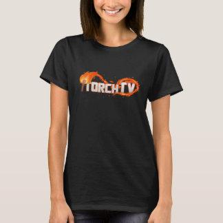 O T das mulheres de TorchTV Camisetas