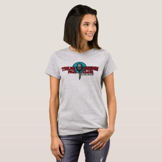 O T das mulheres verdadeiras do clube de fãs do Camiseta