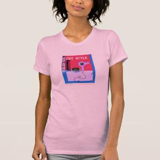 O T do cabeleireiro T-shirt