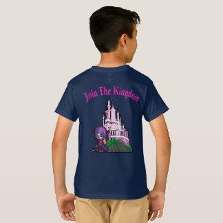 O T do miúdo do jogo de LordRai Camiseta