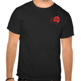 O T dos homens básicos do patamar Paranormal T-shirts