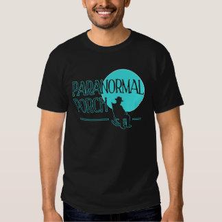 O T dos homens básicos do patamar Paranormal Camisetas