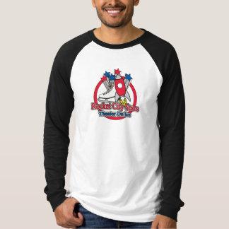 O T dos homens das estrelas Camiseta