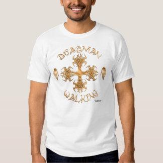O T dos homens tribais da cruz do ferro Tshirt